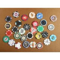 Buy cheap Poker Chip/Sticker Chip/Laser Chip/ Hologram Chip/ Clay Chip/ Ceramic Chip/Customized Chip from wholesalers