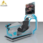 Buy cheap Virtual Driving Race 9d Vr Simulator Car Racing Machine from wholesalers