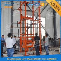 Buy cheap Warehouse Vertical Hydraulic Elevator Lift from wholesalers