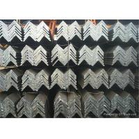 SS400 Structural Steel Sections Equal Steel Angle Section , L Section Steel Manufactures