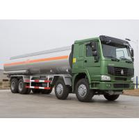 Wholesale 25 CBM Lpg Tanker Truck, HOWO Four Axles 371HP Fuel Oil Delivery Truck from china suppliers