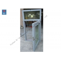 Buy cheap 1 1.5 2 Hours Fire Rated Security Steel Fireproof Glass Windows from wholesalers