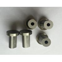 Buy cheap ISO9000 D3 - 10 Triangle Die Punch Bushing Round Corrosion Resistant/Precision mould parts from wholesalers
