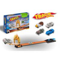 Wholesale Hot Wheels Toy Race Car Track Sets With Metal Alloy Racer Animal Style Car from china suppliers