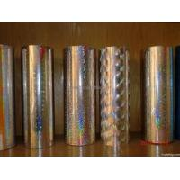 Buy cheap PET Flat Hot Holographic Stamping Foil , Silver Foil Food Packaging from wholesalers