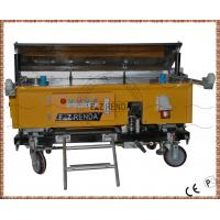 Buy cheap Fastest Gypsum Spray Render Machine For Real Estate Rendering Speed 750sqm/day from wholesalers
