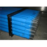 Buy cheap High Strength DTH Drill Pipe , Water Well Drill Pipe 4.0-19mm Wall Thickness from wholesalers