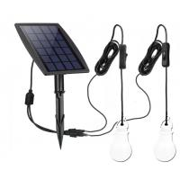 Buy cheap 70LM *2 Solar Powered Yard Lights Low Voltage With 3.7v /2200mah Lithium Battery from wholesalers