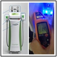 Buy cheap Germany Copper Radiator RF cavitation Cryolipolysis fat freeze Machine For Weight Loss from wholesalers