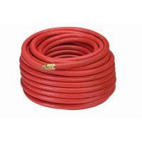 Buy cheap high pressure flexible  yellow and black  red color  Pvc spray air  hose from wholesalers