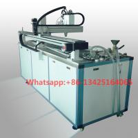 China Automatic two part ab epoxy resin glue dispenser led dispenser machine on sale