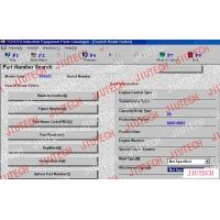 Buy cheap Auto Diagnostics Software Industrial Equipment Parts Catalogue With Shovel Loaders from wholesalers