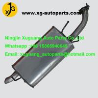 Wholesale chevrolet spark hyundai accent sonata exhaust muffler stainless steel car muffler silencer from china suppliers