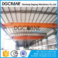 Buy cheap Best Selling 15Ton Factory Small Bridge Crane from wholesalers