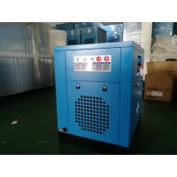 Buy cheap High Efficiency Oil Injected Rotary Screw Air Compressors , Quiet Air Compressors from wholesalers