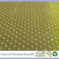 Wholesale sofine textile non slip fabric raw material to manufacture slippers from china suppliers