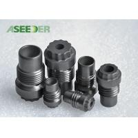 Buy cheap Hard Alloy Cross Goove Thread Nozzle / Strong Cemented Carbide Nozzle from wholesalers