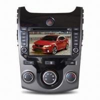 Buy cheap Car CD Player, DVD, GPS, OEM DVD, 2-DIN DVD, 1-DIN and Dual-zone Function, 4 x 45W Amplifier from wholesalers