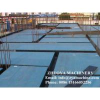Buy cheap Quality PVC WPC Foam Board Machine for Construction Formwork from wholesalers