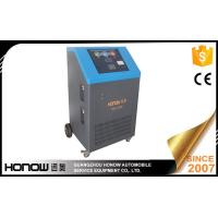Buy cheap Heavy Duty AC Refrigerant Recovery Machine Charging Device 14400L/ Hour Vacuum Pump from wholesalers