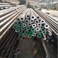 Buy cheap Seamless Cold Rolled ASTM A335 P33 Steam Boiler Pipe from wholesalers