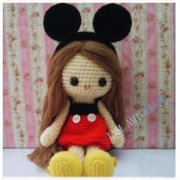 Buy cheap Amigurumi/Crochet Toy/Knitted Toy/Gift/Cute/Toy/Craft from wholesalers