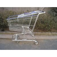 Buy cheap Professional Supermarket Shopping Trolleys Carts ISO9001 Certification from wholesalers