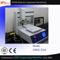 Buy cheap Epoxy Resin Adhesive Dispenser Machine for PCB with 5.7 LCD Display from wholesalers