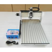 Buy cheap 300w Spindle Motor 6040 CNC Router Engraver Drilling And Milling Machine from wholesalers