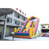 Buy cheap Buy Large  Inflatable Slide For Rent Commercial Inflatables For Sale from wholesalers