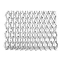 Buy cheap Window Galvanized Expanded Metal Wire Mesh Panels from wholesalers
