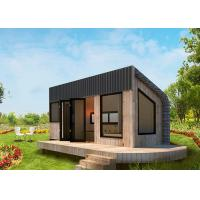 Buy cheap Lightweight WPC Flooring Prefabricated Tiny House Engineered Framing System from wholesalers