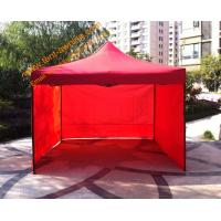 Buy cheap Outdoor Folding Canopy Tent  with Sidewalls UV Resistant Oxford Cover Advertising Fold Up Tents from wholesalers
