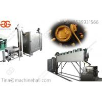 Wholesale Commerical use peanut butter production line for sale supplier China Peanut butter producion line price from china suppliers