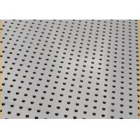 Buy cheap Customize 2B Surface Decorative Stainless Steel Sheets Perforated With  1219mm Width from wholesalers