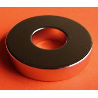 Buy cheap Zinc Coating Ring Neodymium Magnet from wholesalers