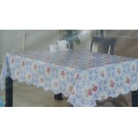 Buy cheap Fashionable Clear Plastic PVC Table Cloth from wholesalers