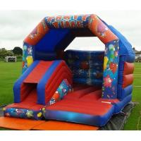 Buy cheap Birthday Party Mini Slide Inflatable Combo Custom For Baby Fun from wholesalers