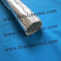 Buy cheap high-bulk high insulation value convoluted fiberglass sleeve from wholesalers