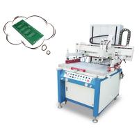 Buy cheap Movable Platform Silk Screen Printing Press , Semi Auto Screen Printing Press Machine from wholesalers