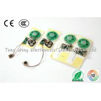 Personalized Round Greeting Card Sound Module Pull Tag Music Chips Manufactures