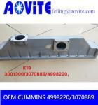 Buy cheap OEM CUMMINS K19 DIESEL ENGINE COVER AFTERCOOLER 4998220 from wholesalers