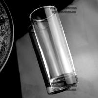 Buy cheap Milk Cup beer cup without handle glass beer juice cup 16oz glass cup glass tumbler from wholesalers