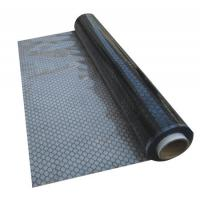 Wholesale Black Anti Static Products , Rubber esd grid curtain 1.37m Width for workshop from china suppliers