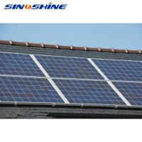 Quality Solar sells with good battery charger home lighting solar panel system for sale