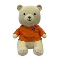 Buy cheap ODM Ultra Soft Teddy Bear Plush Toys In Clothes from wholesalers