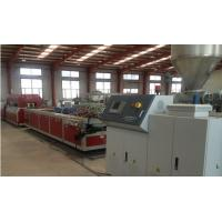 Buy cheap Display Board Wood Plastic Composite Extrusion Line , Full Automatic from wholesalers