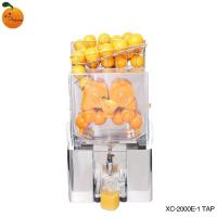 Buy cheap High Quality Orange Industrial Juicers For Sale Snack Food Store from wholesalers