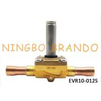 Buy cheap 032L1217 s Type EVR 10 1/2 Refrigeration Solenoid Valve For Air Conditioning No Coil from wholesalers