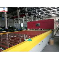 Buy cheap LV-DTF Series Double Heating Chamber Glass Tempering furnace / Glass Toughening Machine from wholesalers